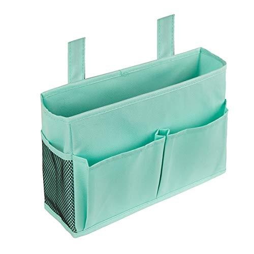 Elezay Aufbewahrungstasche zum Aufhängen unter dem Bett, grün, 11x8 IN