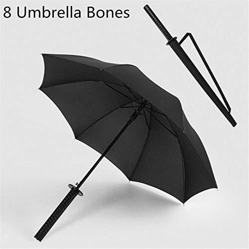 Yukie Nieuwe Samurai Zwaard Handvat Paraplu Ninja Katana Japanse Lange Paraplu