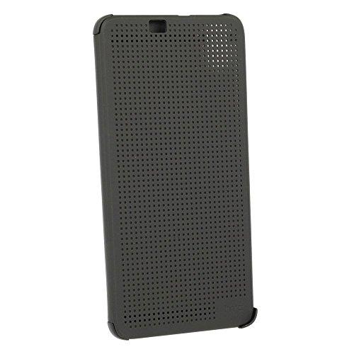 HTC Hard Shell Dot View Etui für Desire 826 schwarz