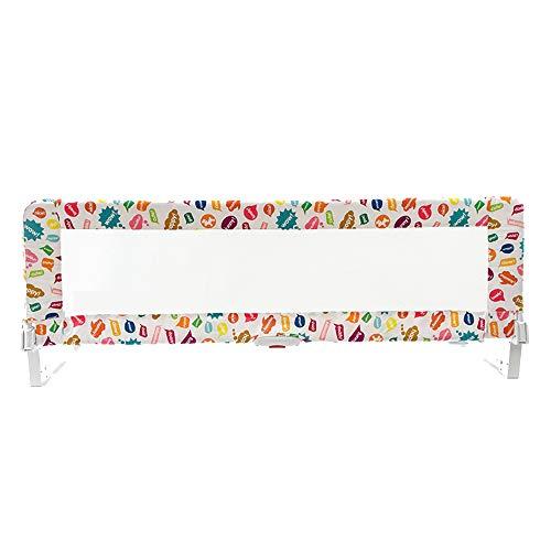 Barrières de lit LHA Garde-Corps de lit de d'enfant Lit de lit de bébé barrière Universelle de lit de bébé 150 * 0.58 * 58cm