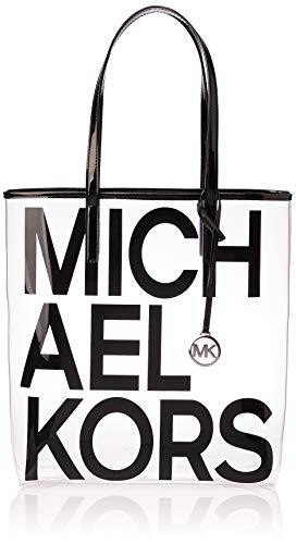 MICHAEL Michael Kors Hayley Large North/South Tote Black One Size
