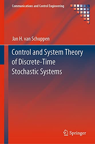 Control and System Theory of Discrete-Time Stochastic Systems (Communications and Control Engineering) (English Edition)