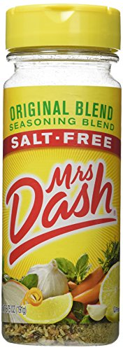 Mrs. Dash Seasoning, Salt Free Original, 6.75 Ounce