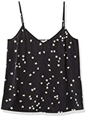 100% Silk Imported No Closure closure Dry Clean Only Star print Sleeveless Weave Type: Woven