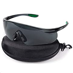 Incredibly comfortable: Lightweight and durable protective eyewear; Curved, co-material temples allow for comfortable all-day wear PROTECT YOUR EYES: Forget about tired red eyes, tiny particles harming your eyesight and dust getting in the way. We've...