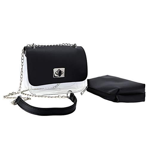 Jelly Tas, Fashion Trend 2019 Nieuwe Opbergtas Pu Handtas Messenger Bag Ming Jelly Moeder Pakket