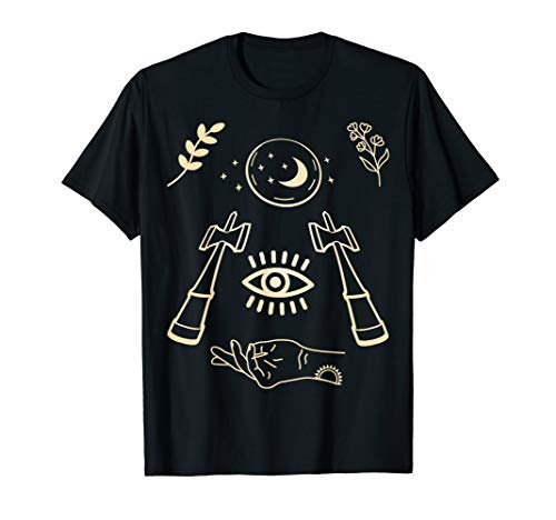 Magic Eye in Kendama Sun Skill Toy T-Shirt