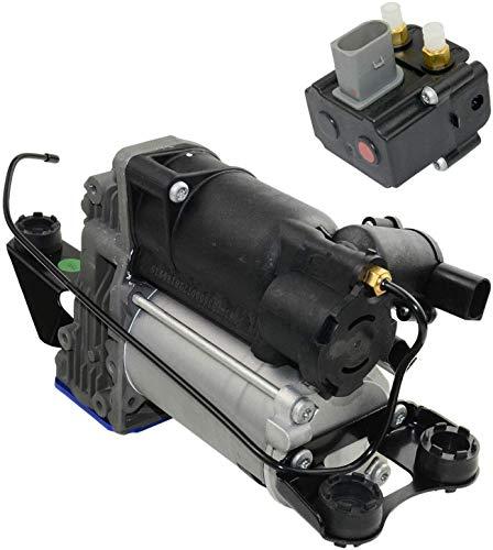 Compresor neumática bloque de válvulas & Soporte +relé 37206792855 37106793778