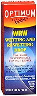 Optimum WRW Wetting and Rewetting Drop for Rigid Gas Permeable Contact Lenses by Lobob 30mL