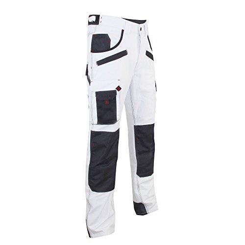 Pantalon de peintre à genouillères LMA Aerosol 1443