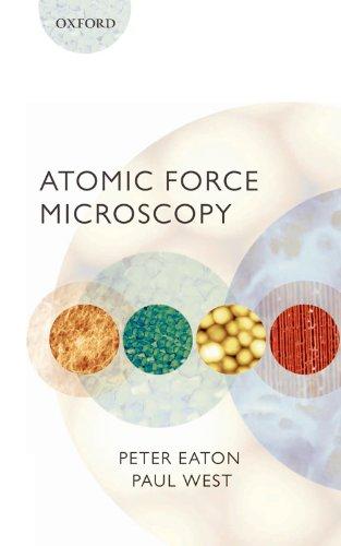 Atomic Force Microscopy (English Edition)