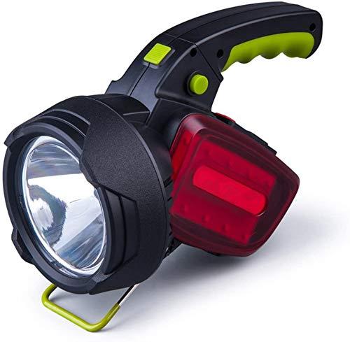 Nologo linterna super brillante al aire libre portátil USB recargable linterna linterna de búsqueda multifunción de largo alcance linterna de iluminación