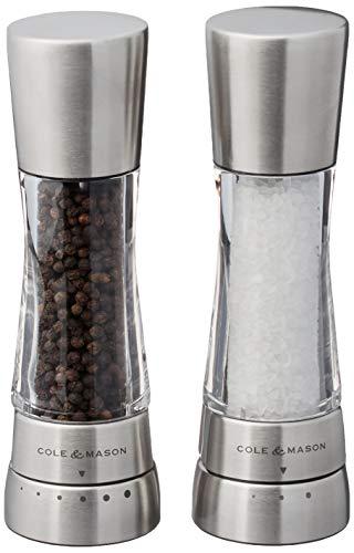 COLE & MASON Derwent Salt and
