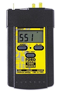 INNOVA 3145 Ford Digital OBD1 Code Reader from INNOVA