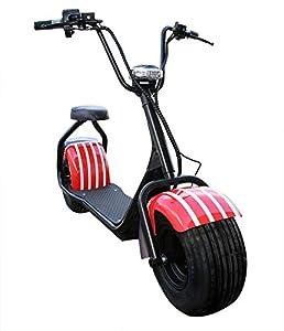 E-Scooter Chopper N1, E-Motor, 25 km/h, Elektroroller, E-Roller, E-Tretroller,Elektro-Roller, Produktvideo, USA
