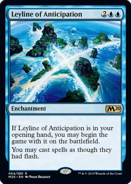 Magic: The Gathering - Leyline of Anticipation - Core Set 2020