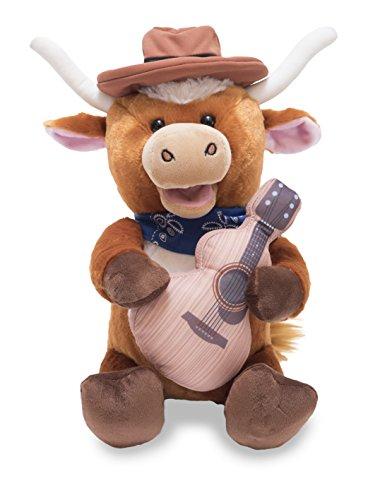 Cuddle Barn Lonestar The Longhorn Sings On The Road Again Nevada