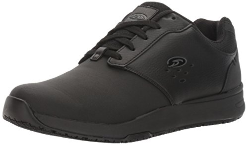 Dr. Scholl's Shoes mens Intrepid Work Shoe, Black, 12 US