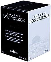 Bag in Box 15L Vino Tinto Recomendado caja de vino tinto con grifo mucha calidad uvas seleccionadas vinos tintos Bodega Los Corzos