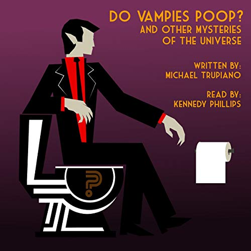 Do Vampires Poop? audiobook cover art