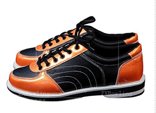 Zapatos Profesionales de Bolos con Suela Antideslizante Zapatillas Respirables para...
