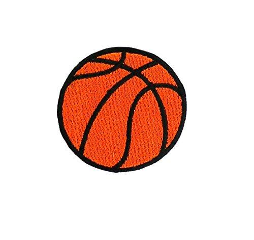 Akacha Abzeichen, zum Aufbügeln, Basketball