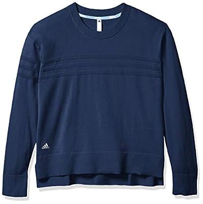 adidas Golf 3-Stripes Sweater