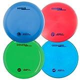 laserlinks Unisex dsc-PLD Pro Disc Golf Set (4Stück), Mehrfarbig, Größe 9