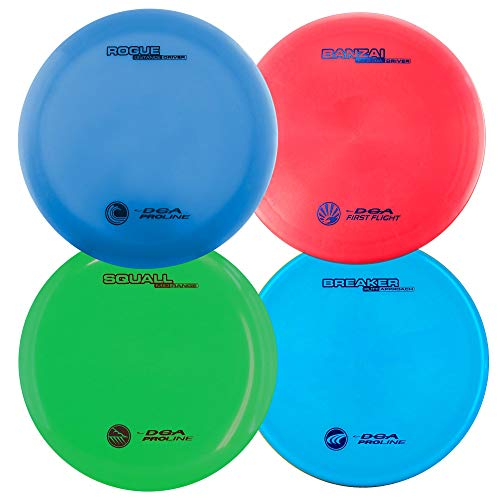 DGA Disc Golf Set–Pro 4Unidades