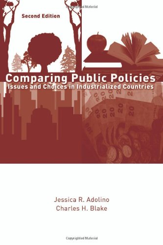 Adolino, J: Comparing Public Policies: Issues and Choices in Industrialized Countries