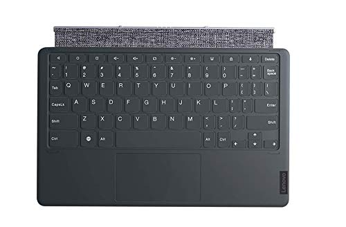 Lenovo [Keyboard] 2-in-1 Keyboard with Stand for Tablet P11, Grey