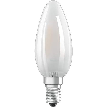 OSRAM Ampoule LED | Culot: E14 | Blanc chaud | 2700 K | 6,50 W | équivalent à 60 W | LED Retrofit CLASSIC B DIM
