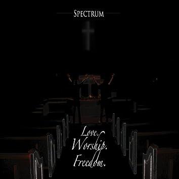Love. Worship. Freedom.