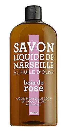Savon Liquide 1 LT Bois de Rose