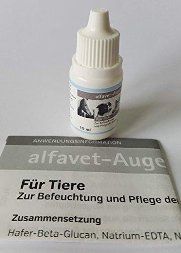 Alfavet 13501005 Augentropfen für Tiere