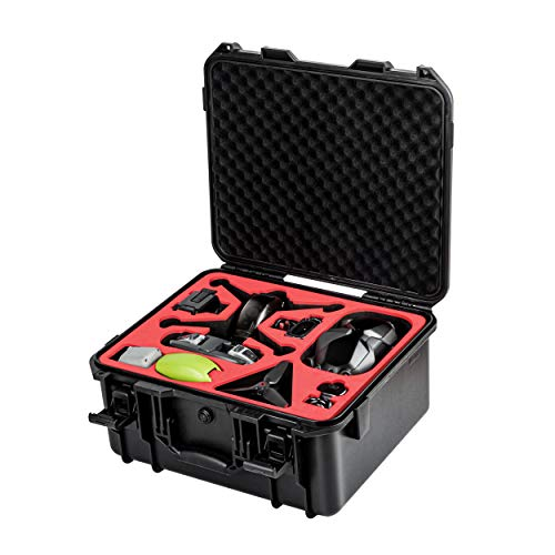 STARTRC Hard Case for DJI FPV Combo,Waterproof Suitcase Carrying Case for DJI FPV Drone Accessories