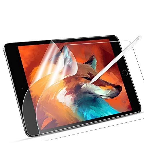 Bewahly Schutzfolie für iPad Mini 5 2019 / iPad Mini 4 7.9 Zoll [2 Stück], Ultra Dünn Bildschirmschutzfolie Matt Papier Folie Entspiegelt, Schreiben & Zeichnen wie auf Papier, Unterstützt Apple Pencil