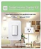 Wemo Smart Home Starter Kit Smart Plug and...