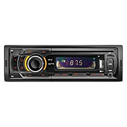 myTVS MP-E2 Single Din Car Media Player,myTVS,Single Din New Generation