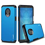 J&D Case Compatible for Moto Z3 Case, Moto Z3 Play Case,