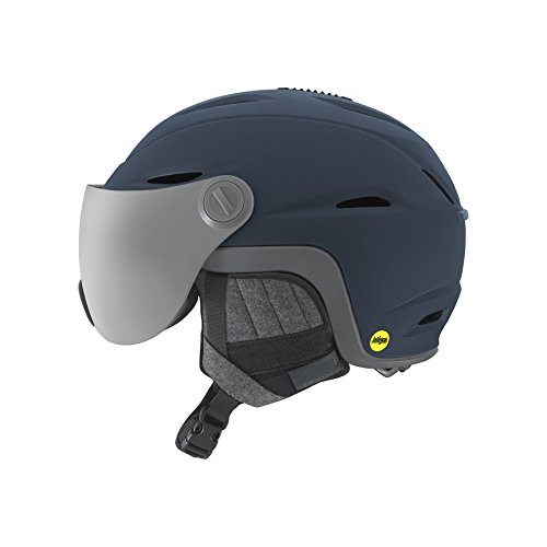 ジロ ビュー ミップス メンズ ヘルメット Matte Turbulence VUE MIPS L