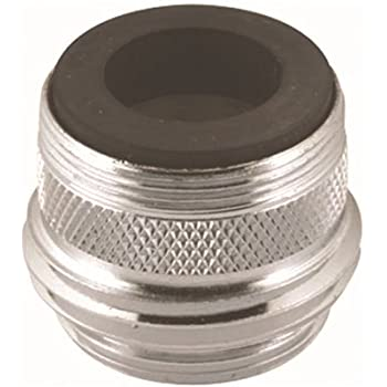 15341 Female Adapter 3//4-27 Threads Built-in Agion Antimicrobial Protection Laminar Neoperl 12 0980 5 Economy Flow Careguard Female Aerator 1.5 GPM Regular