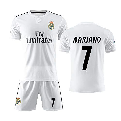 AELN # 7 Cristiano Ronaldo voetbalshirt voor heren en dames + kort pak