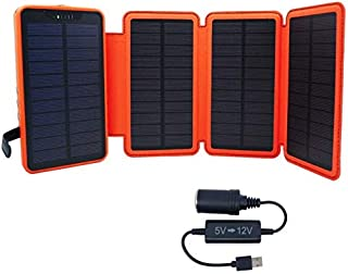 SatPhoneStore SolarBoost X Solar Charger for Iridium 9555, Iridium 9575, Iridium GO, Inmarsat IsatPhone 2 & Globalstar Sat-Fi2