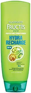 Garnier Fructis Hydra Recharge Fortifying Conditioner for All Hair Types, 13 Ounces