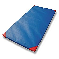 This is an ideal mat for gymnastic clubs, schools and home use Made from E.V.A Lightweight foam with a fully enveloped non tear vinyl cover which is easy clean Non slip pads fitted for extra security Complies with British standards 1892 Fully sealed ...