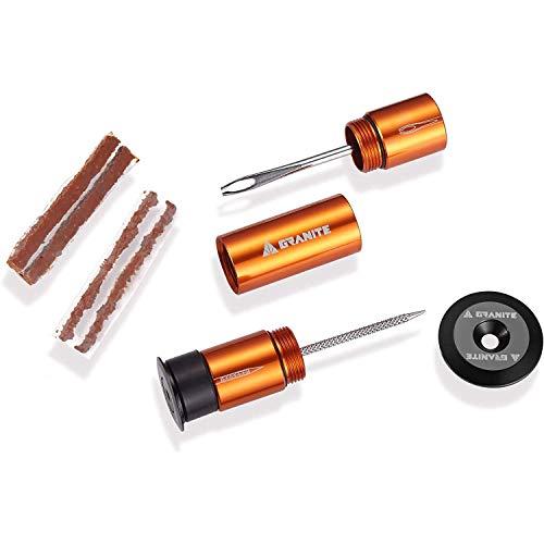 GRANITE Stash Tool Insert Herramientas Integradas Mechas Adultos Unisex, Naranja, Sencillo