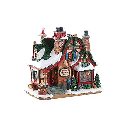THE CLAUS COTTAGE LEMAX