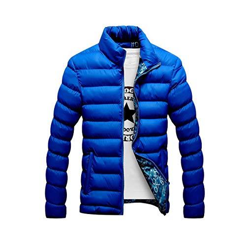 aoliaoyudongyongpin Mens Autumn Winter Warm Outwear Brand Slim Coats Casual...
