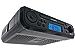 Sylvania SKCR2713 Under Counter CD Player with Radio and Bluetooth, Black (Renewed)